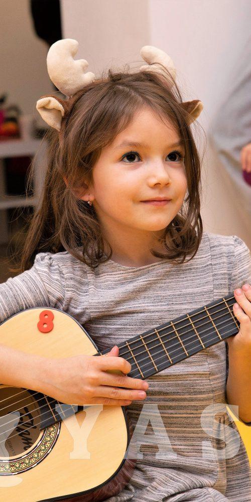 Educatie muzicala copii in Targu Mures