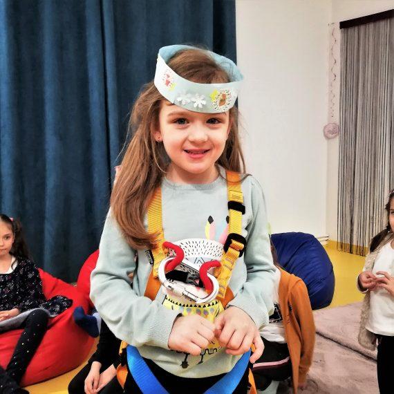 Micul montaniard pentru copii în Târgu Mureș